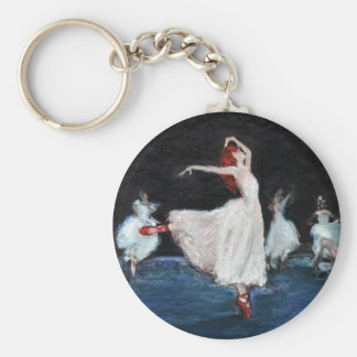 The Red Shoes Key Chains