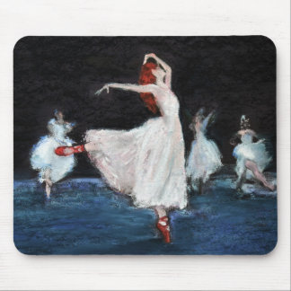 The Red Shoes Mouse Pad