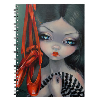 """""""The Red Shoes"""" Notebook"""