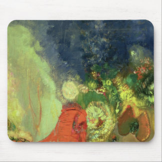 The Red Sphinx Mouse Pad