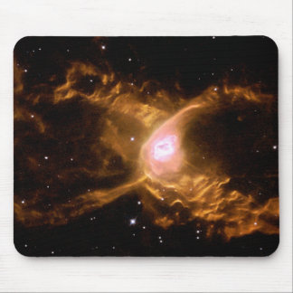 The Red Spider Planetary Nebula Mouse Pad