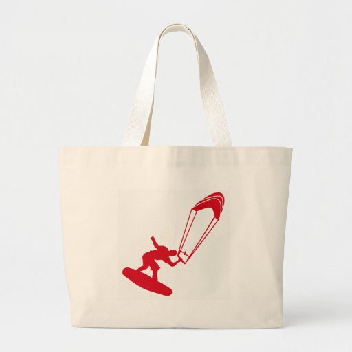 The Red Streak Canvas Bags