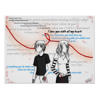 """""""The Red String Part two: It Doesn't matter"""" Print"""
