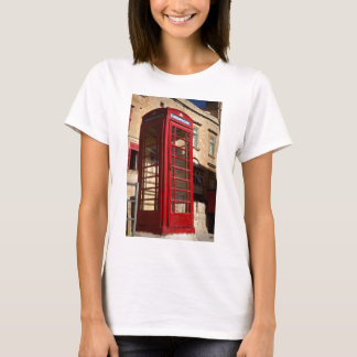 The red Telephonebox T-Shirt