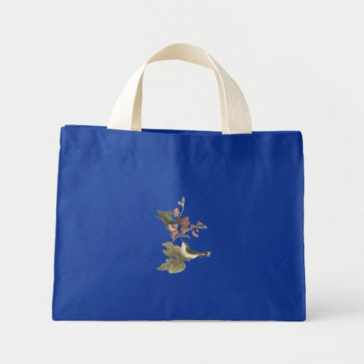 The Red-throated Hummingbird (Trochilus colubris) Tote Bag