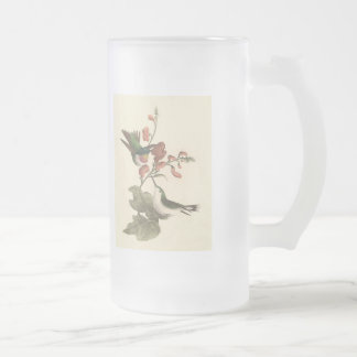 The Red-throated Hummingbird (Trochilus colubris) Coffee Mug