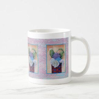 The Red Vase Classic White Coffee Mug