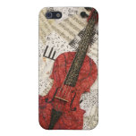 The Red Violin iPhone 5 Covers