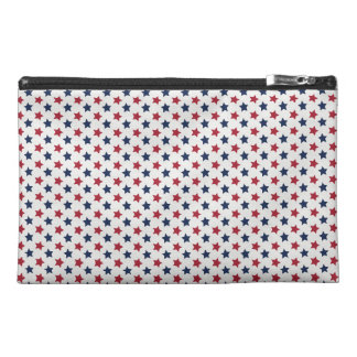 The Red White and Blue Travel Accessories Bags