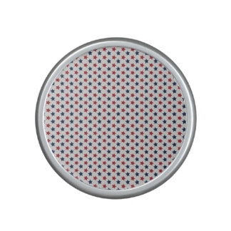 The Red White and Blue Bluetooth Speaker