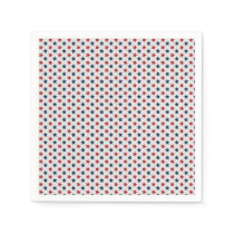 The Red White and Blue Napkin