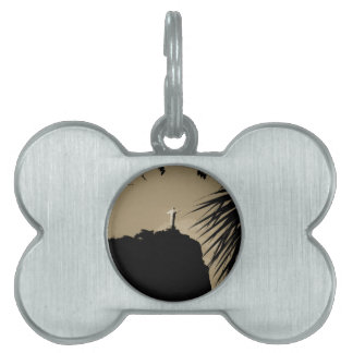 The Redeemer Pet ID Tag