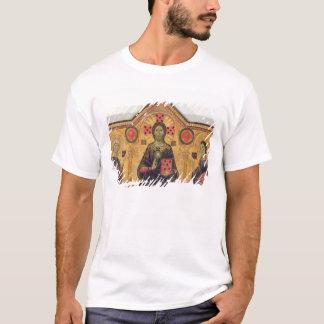 The Redeemer, Virgin and Saints, 1271 (tempera on T-Shirt