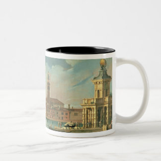 The Redentore, Venice Two-Tone Coffee Mug