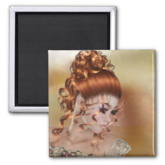 The Redhead Designs 2 Magnet