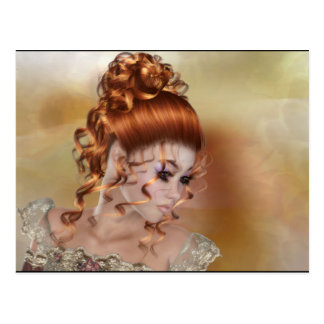 The Redhead Designs 2 Post Cards