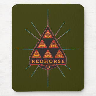 The Redhorse Army Mouse Pad