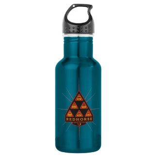The Redhorse is hydrated. Are you? 18oz Water Bottle