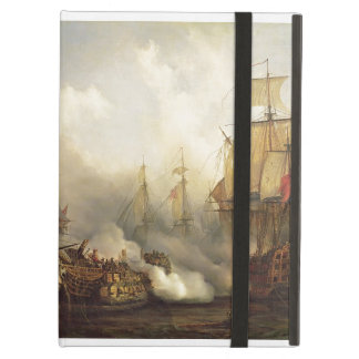 The Redoutable at Trafalgar, 21st October 1805 iPad Air Case