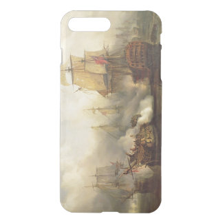 The Redoutable at Trafalgar, 21st October 1805 iPhone 8 Plus/7 Plus Case