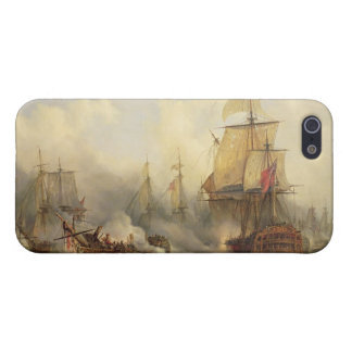 The Redoutable at Trafalgar, 21st October 1805 iPhone 5 Covers