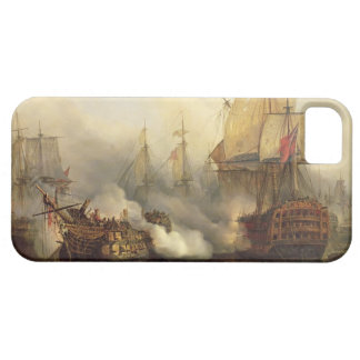 The Redoutable at Trafalgar, 21st October 1805 iPhone SE/5/5s Case