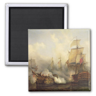 The Redoutable at Trafalgar, 21st October 1805 Magnet