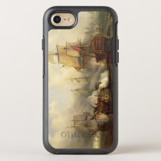 The Redoutable at Trafalgar, 21st October 1805 OtterBox Symmetry iPhone 8/7 Case