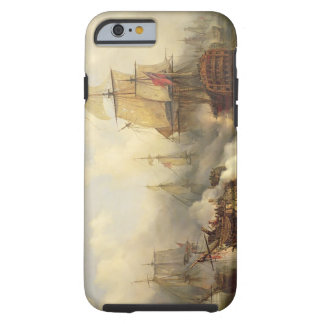 The Redoutable at Trafalgar, 21st October 1805 Tough iPhone 6 Case
