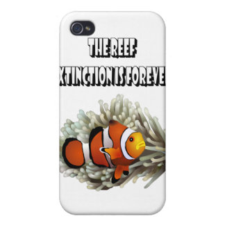The Reef and Clown Fish Covers For iPhone 4
