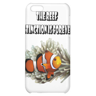 The Reef and Clown Fish iPhone 5C Covers