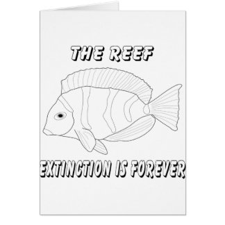 The Reef Card