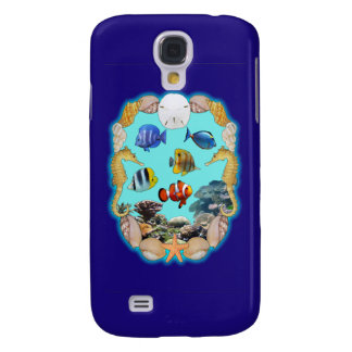 The Reef Samsung Galaxy S4 Cases