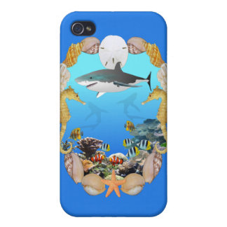 The Reef Case For iPhone 4