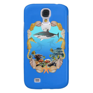The Reef Galaxy S4 Cases