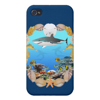 The Reef iPhone 4/4S Cover