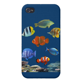 The Reef iPhone 4/4S Covers