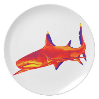 THE REEF KEEPER DINNER PLATE