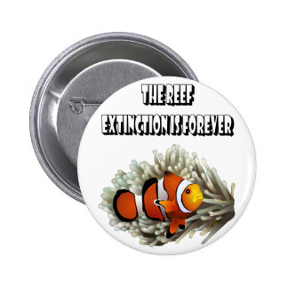 The Reef Pinback Button