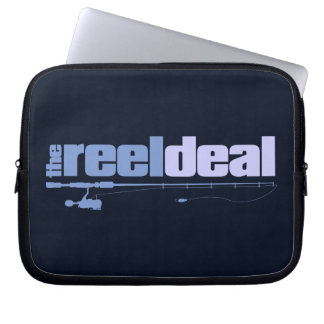 The Reel Deal Computer Sleeve