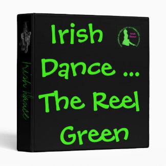 The Reel Green Binder