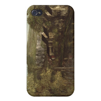 The Reflection of Ornans, c.1872 Case For iPhone 4