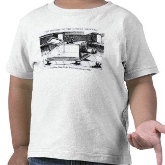 The reflex box camera obscura shirts