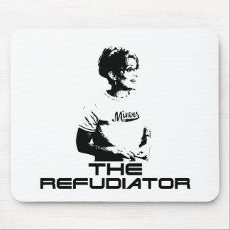 the-refudiator mousepad