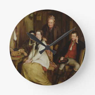 The Refusal from Burn's 'Duncan' Clocks