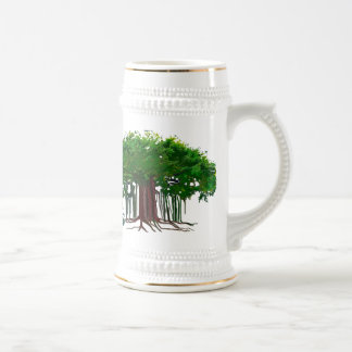 The Regal Florida Banyan Stein Coffee Mug