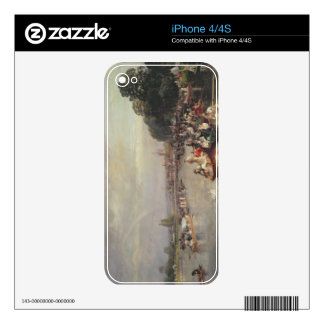 The Regatta iPhone 4S Skin