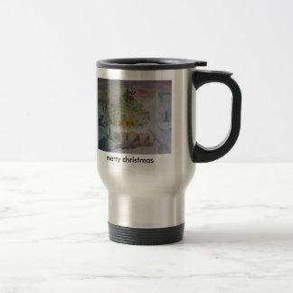 the regency's christmass, the regency's christm... coffee mugs