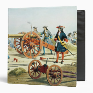 The Regiment of the King's Fusilliers 3 Ring Binder