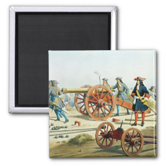 The Regiment of the King's Fusilliers Magnet
